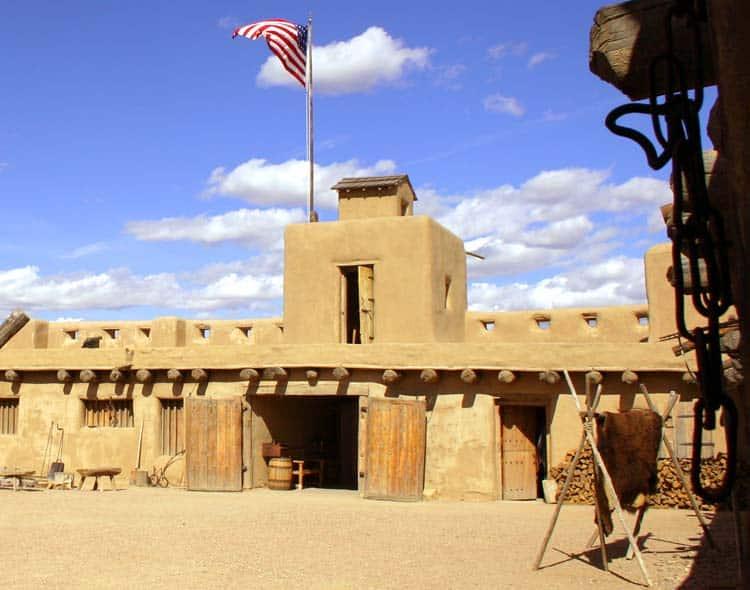 Bents Old Fort Colorado