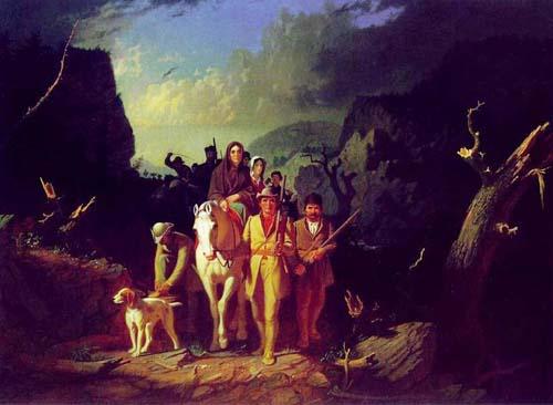 Daniel Boone Cumberland Gap