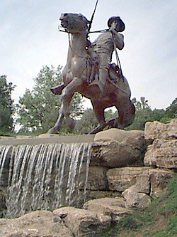 Buffalo Soldier Monument, Fort Leavenworth, KS