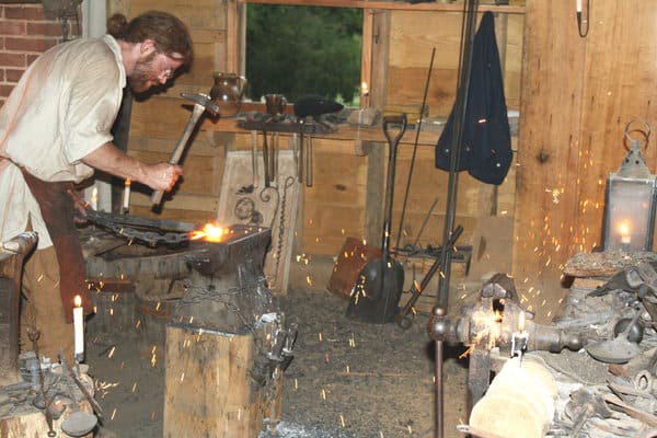 Mount Vernon Blacksmith