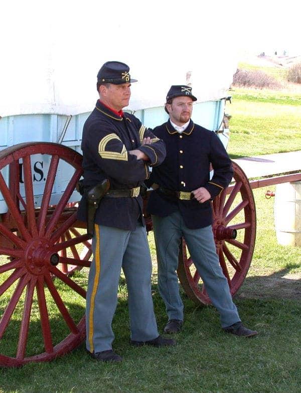 Sgt. Major Ft. Abe