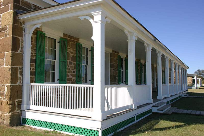 Walk through time at Fort Larned
