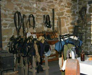 Fort Larned interior