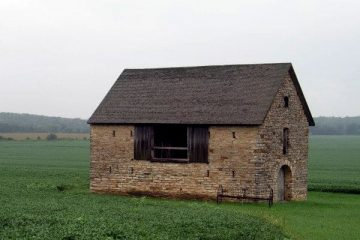 Stone Barn, Robinson, Kansas
