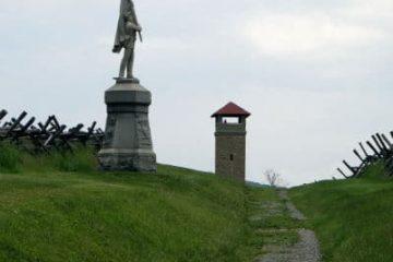 Sunken Road Antietam Civil War Battlefield