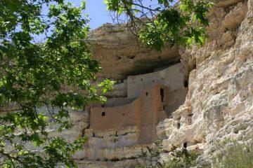 monetzuma castle sedona arizona