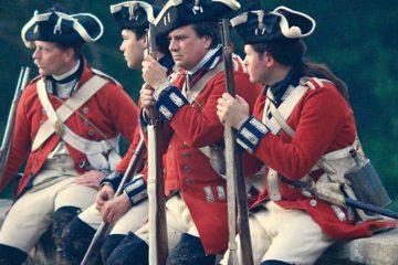 Hessian Barracks Trenton New Jersey
